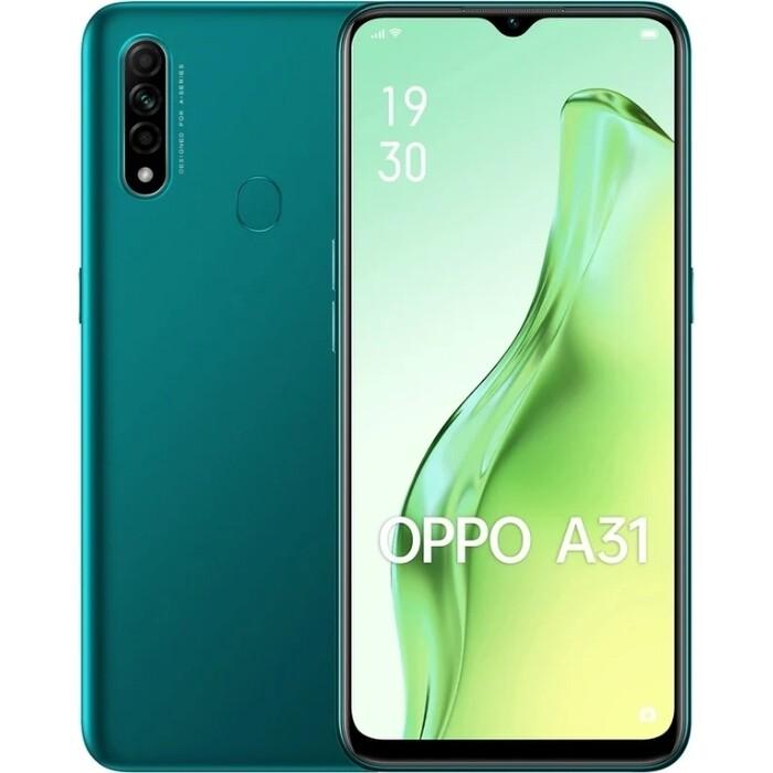 Смартфон OPPO A31 4/64Gb (CPH2015) Зеленый