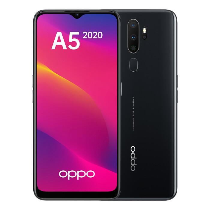 Смартфон OPPO A5 (2020) 3/64Gb (CPH1931) Черный