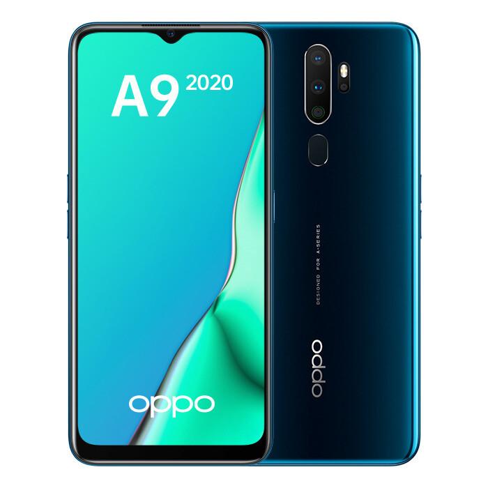Смартфон OPPO A9 (2020) 4/128Gb (CPH1941) Зеленый