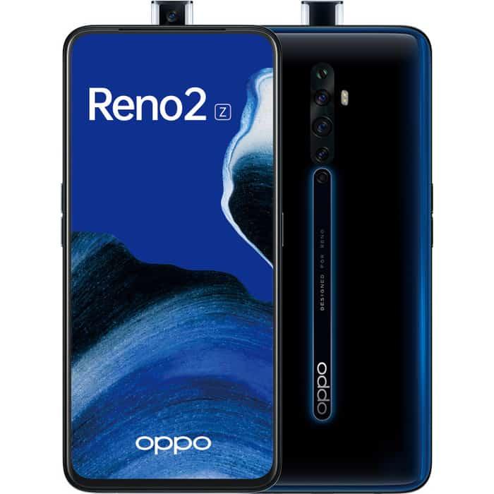 Смартфон OPPO Reno 2Z 8/128Gb (CPH1951) Черный