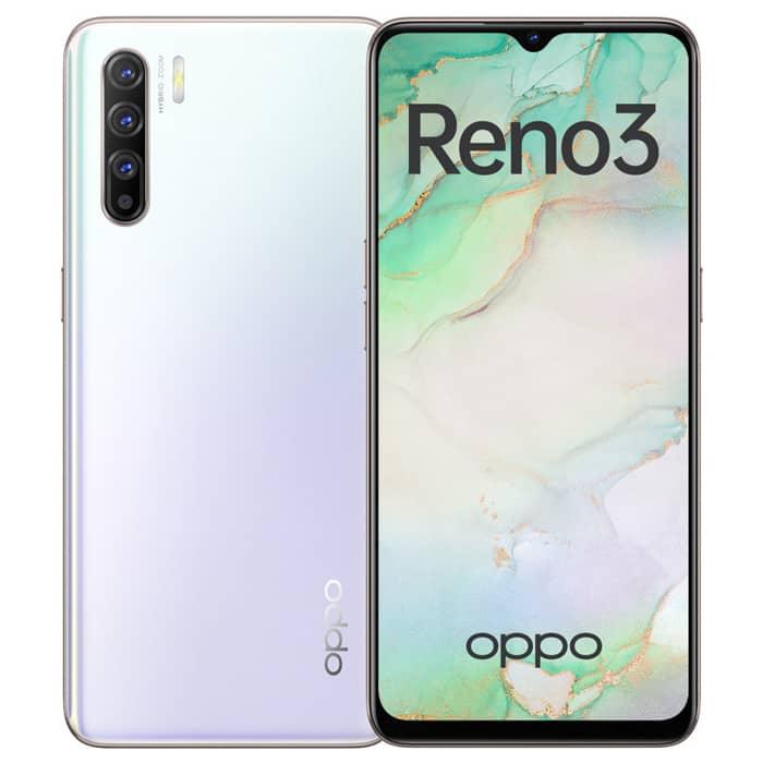 Смартфон OPPO Reno 3 8/128Gb (CPH2043) Белый