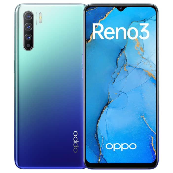 Смартфон OPPO Reno 3 8/128Gb (CPH2043) Синий