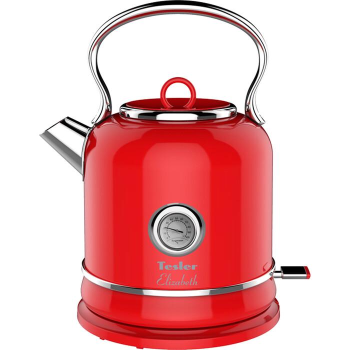 Чайник электрический Tesler KT-1745 RED