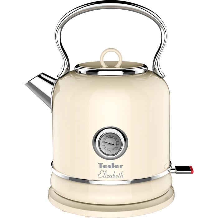 Чайник электрический Tesler KT-1745 BEIGE