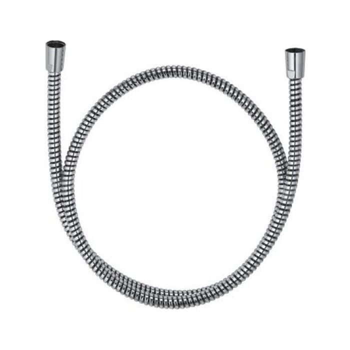Душевой шланг Kludi Logo 200 ПВХ под металл, хром (6105705-00)