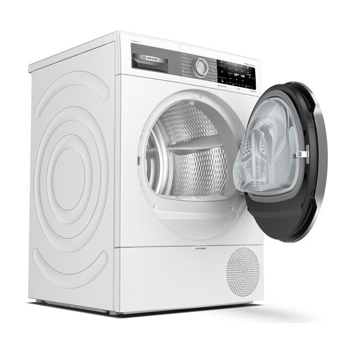 Сушильная машина с тепловым насосом Bosch HomeProfessional WTX87EH1OE