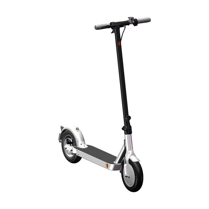 Электросамокат IconBIT Kick Scooter City Pro (White)