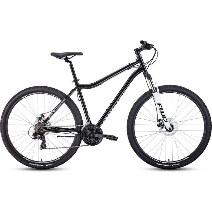 цена на Велосипед Forward SPORTING 29 2.0 disc (рост 19) 2019-2020, черный/белый