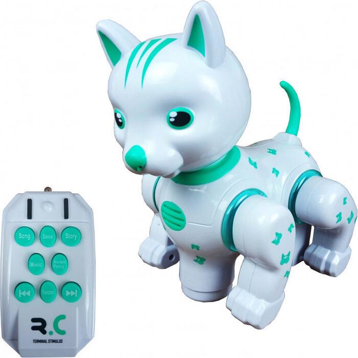 Робот на радиоуправлении CS Toys кошка-робот - 9873