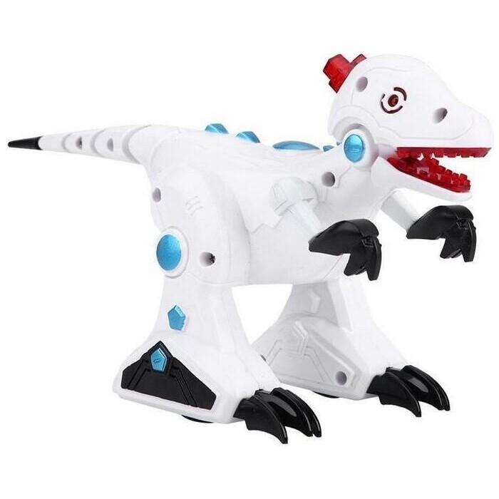 Робот динозавр на ИК Fei Lun Велоцираптор, звук, свет