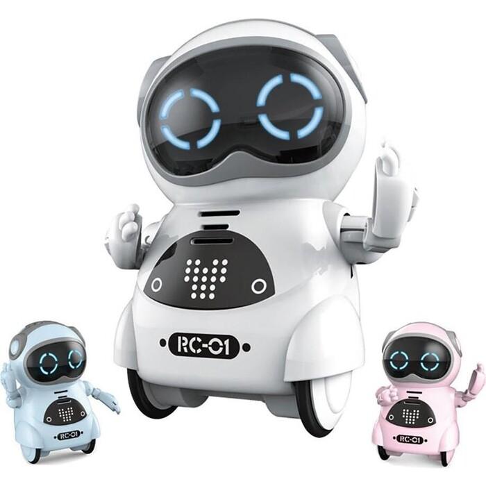 Робот Jiabaile свет, звук, голосовые команды (на англ. языке)
