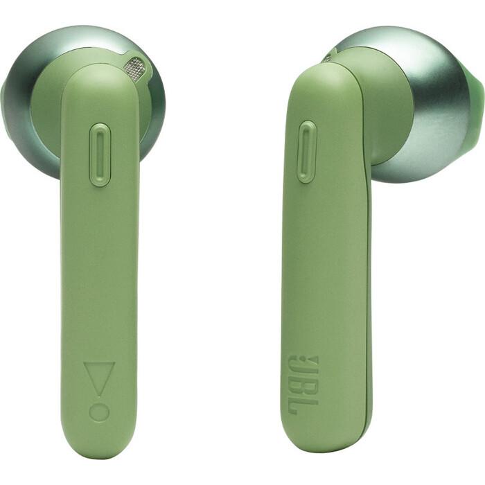 Наушники JBL Tune 220 TWS (JBLT220TWSGRN) green