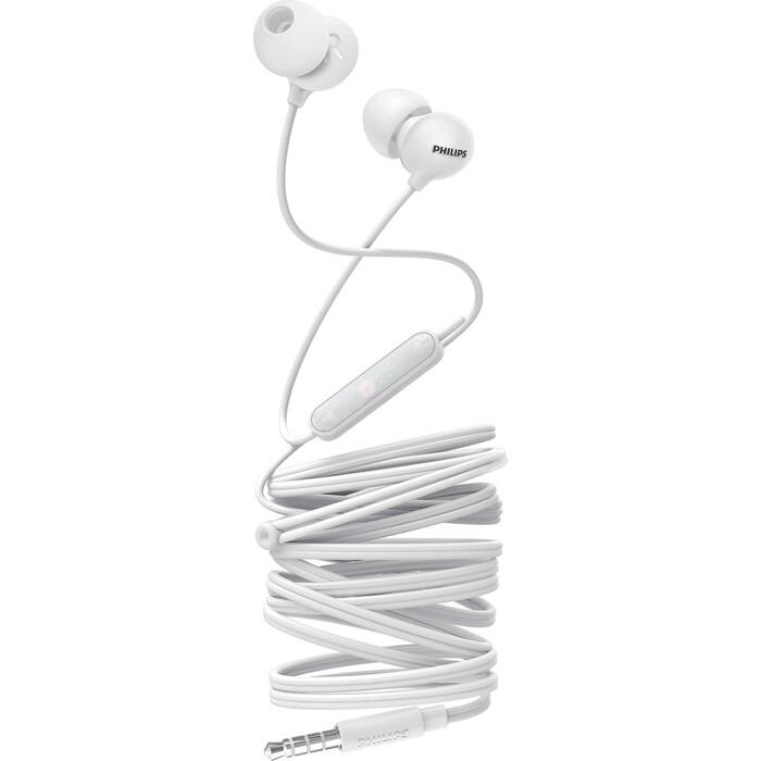 цена на Наушники Philips SHE2405WT white