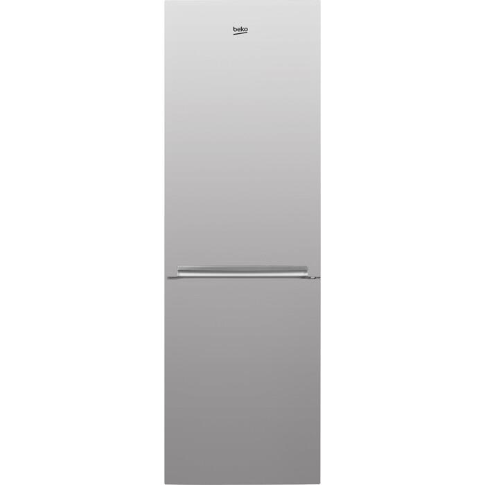 Холодильник Beko RCNK321K20S холодильник beko cnkr 5356ec0s