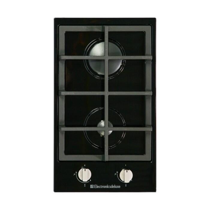 Газовая варочная панель Electronicsdeluxe TG2 400215F -007 электрическая варочная панель electronicsdeluxe 595204 01эвс 001