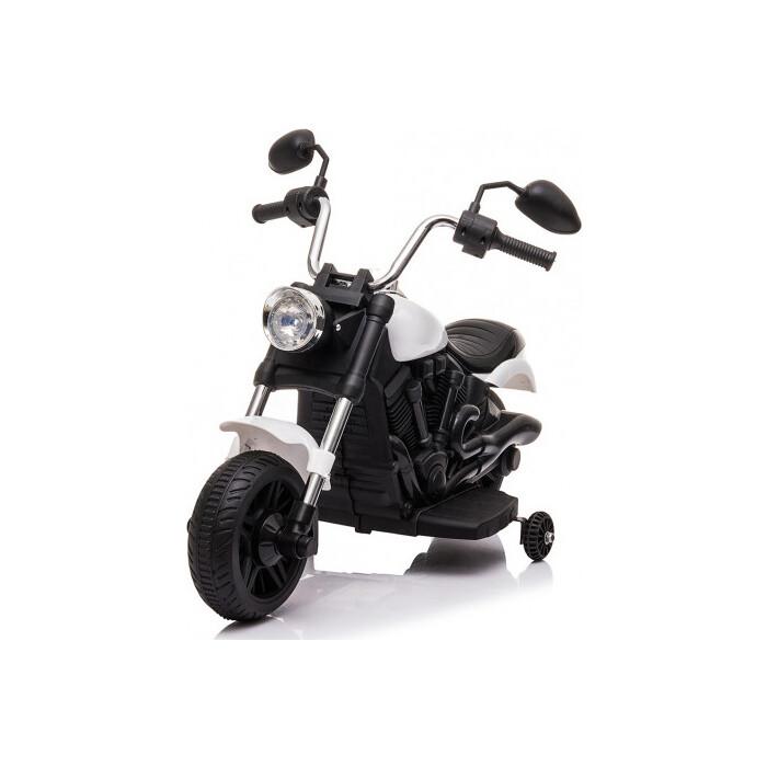 Электромотоцикл Jiajia с надувными колесами - 8740015-White jiajia taipei