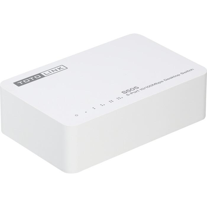 Коммутатор TOTOLINK S505 смартфон ark benefit s505 золотистый