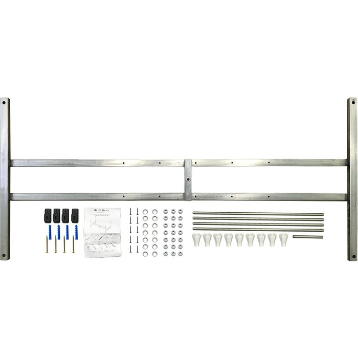 Каркас для ванны Triton Стандарт/Джена/Ультра 150/160/170 стальной оцинкованый, пять ножек (Щ0000036676)