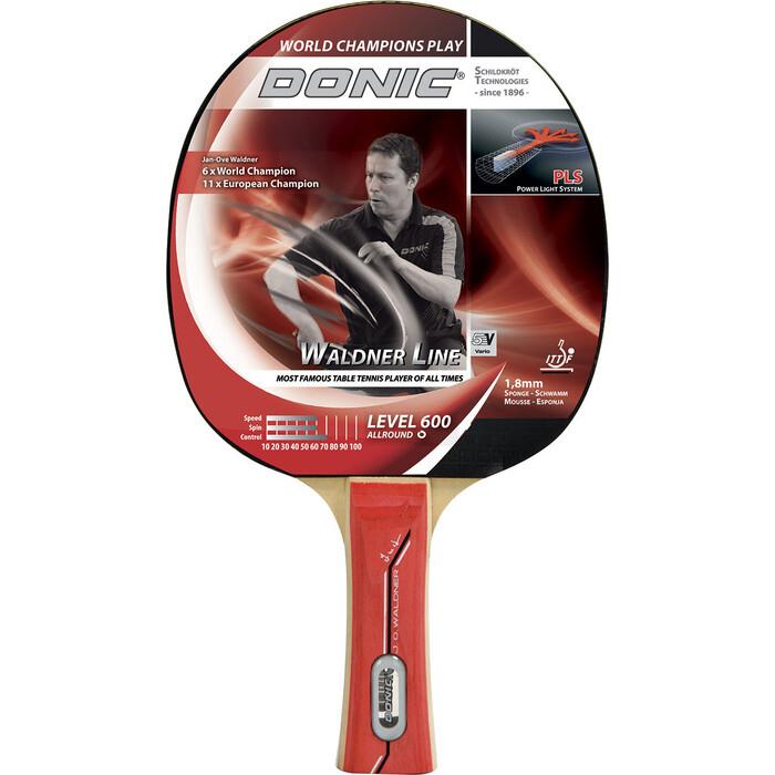 Ракетка для настольного тенниса Donic Waldner 600