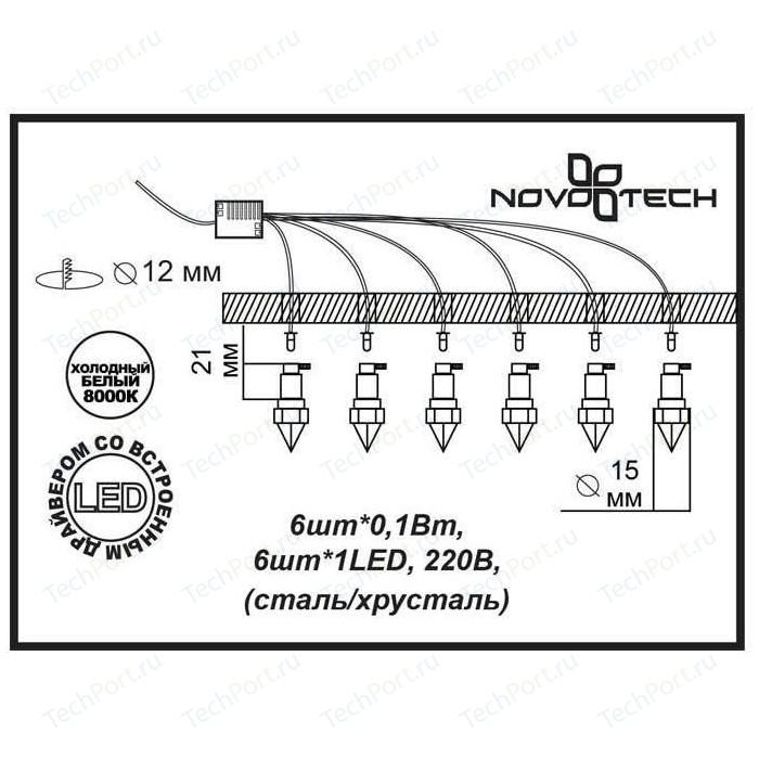 Потолочный светильник Novotech 357020