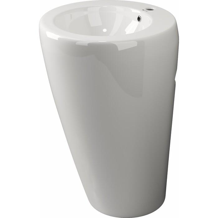 Раковина напольная Ceramica Nova 55 с пъедесталом (CN1807)
