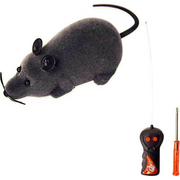 Мышка на радиоуправлении (13 см) - ST-711 CS Toys
