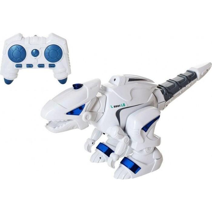 Радиоуправляемый интерактивный динозавр CS Toys SPACE с паром (свет, звук, рычание) - 1042А