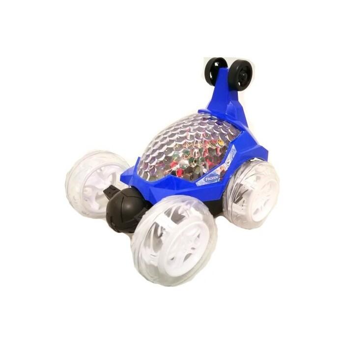 Радиоуправляемая машина Renda перевертыш - RD605 renda радиоуправляемая трюковая машина перевертыш 29 см синий мыльные пузыри rd970 3