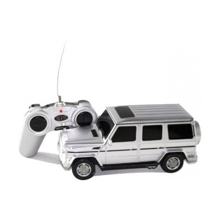 Радиоуправляемая машина Rastar Mercedes-Benz G55 AMG, масштаб 1:24 - 30500B