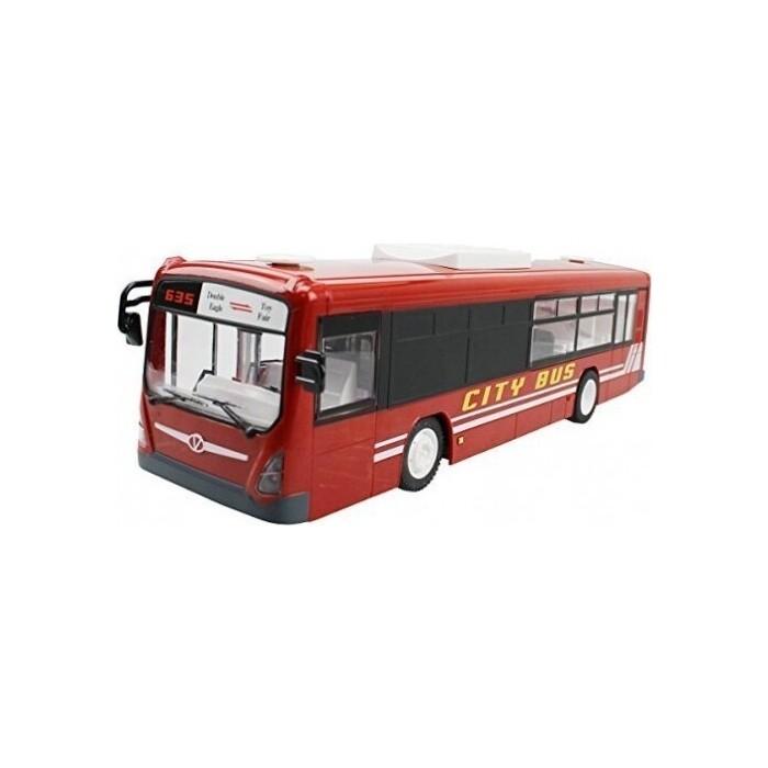 Радиоуправляемая машина Double Eagle Автобус 1:20 2.4G - E635-003-Red