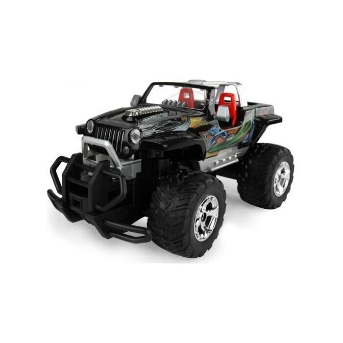 Радиоуправляемый внедорожник WinYea Jeep Wrangler Hurricane - W3808-Yellow