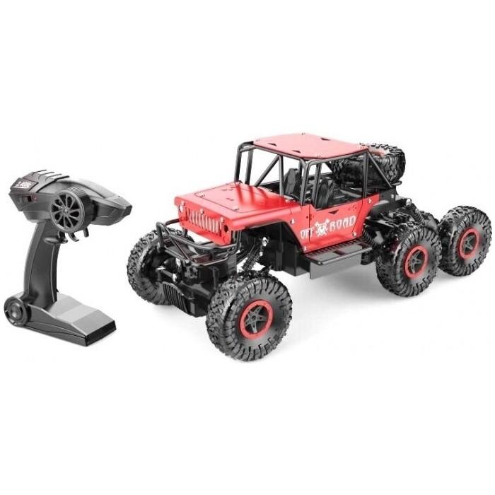 JD Toys Радиоуправляемый краулер 6WD 1:10 2.4G - 699-121A