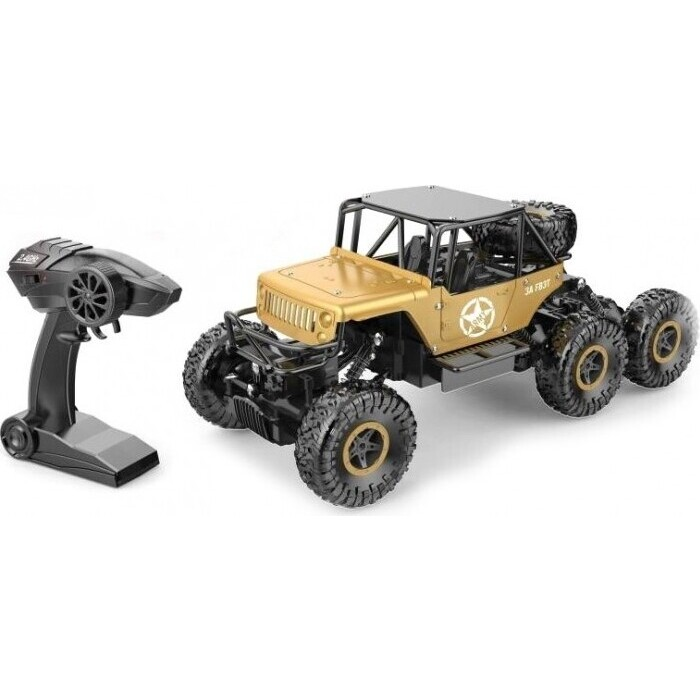 JD Toys Радиоуправляемый краулер 6WD 1:10 2.4G - 699-120