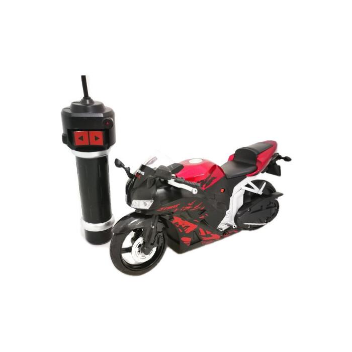 Радиоуправляемый мотоцикл Yongxiang Toys с гироскопом - 8897-200