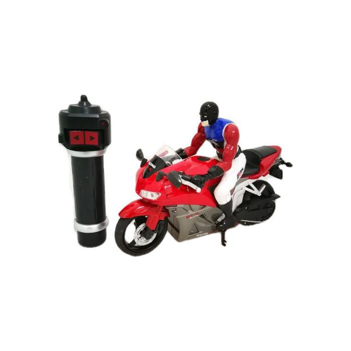 Радиоуправляемый мотоцикл Yongxiang Toys с гироскопом 2,4G - 8897-204