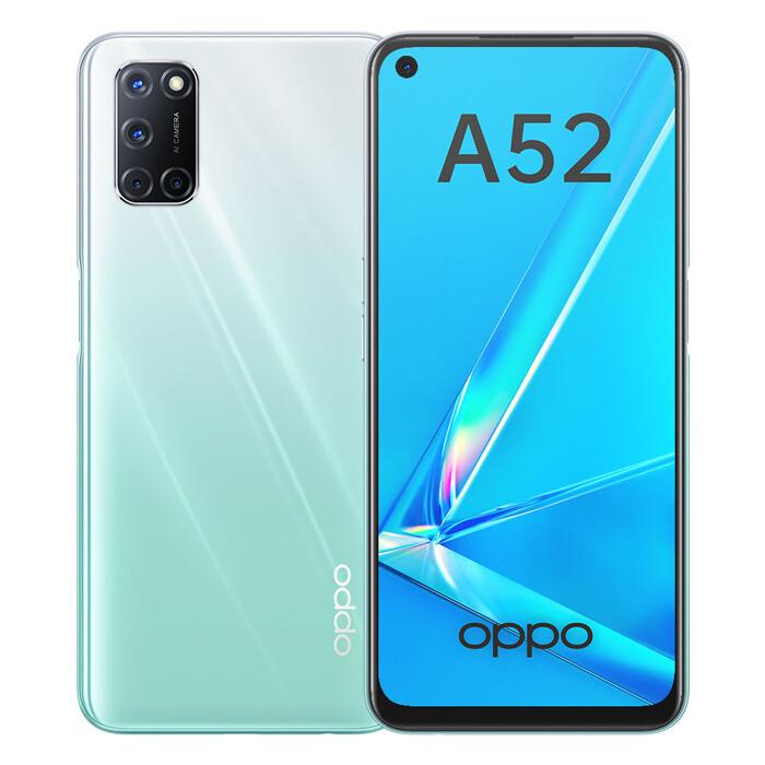Смартфон OPPO A52 4/64Gb (CPH2069) Белый