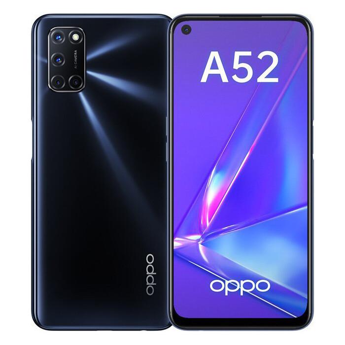 Смартфон OPPO A52 4/64Gb (CPH2069) Черный