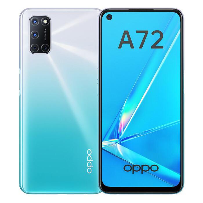Смартфон OPPO A72 4Gb/128Gb (CPH2067) Белый