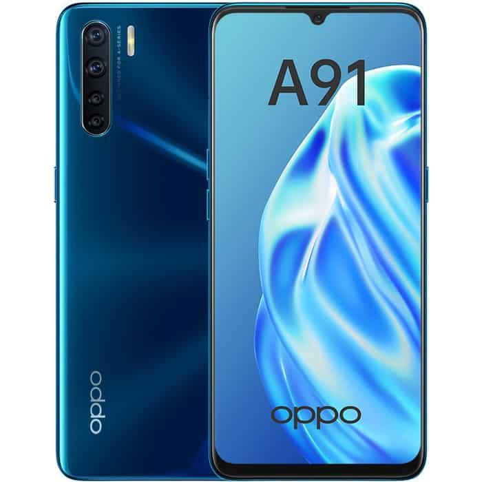 Смартфон OPPO A91 8Gb/128Gb (CPH2021) Синий
