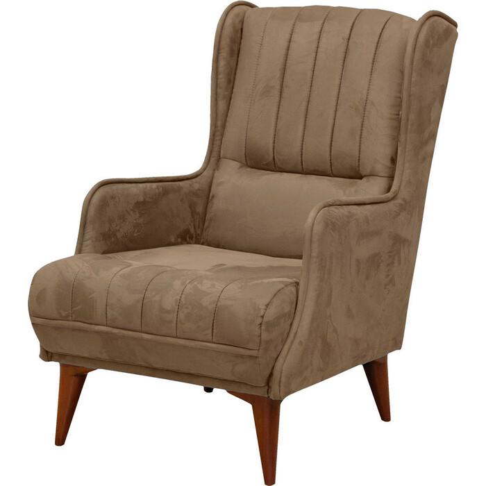 Кресло Нижегородмебель и К Болеро ткань ТК 168 Бентли 04
