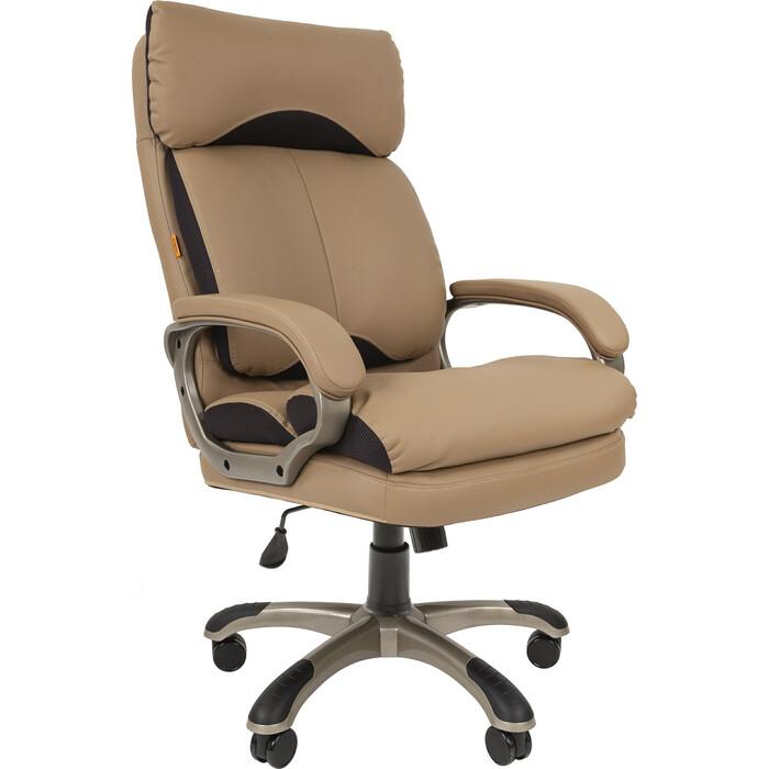 Кресло Chairman 505 экопремиум бежевый компьютерное кресло chairman 505 экопремиум grey 7051147