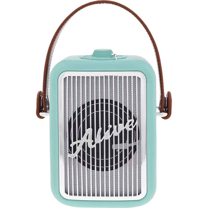 Портативная колонка Alive Audio Journey mint