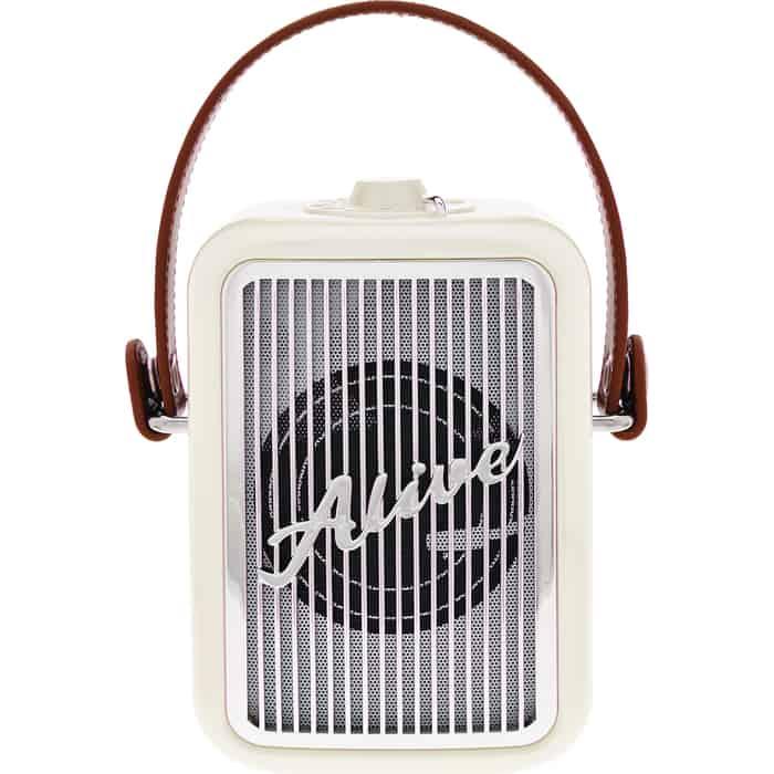 Портативная колонка Alive Audio Journey pearl