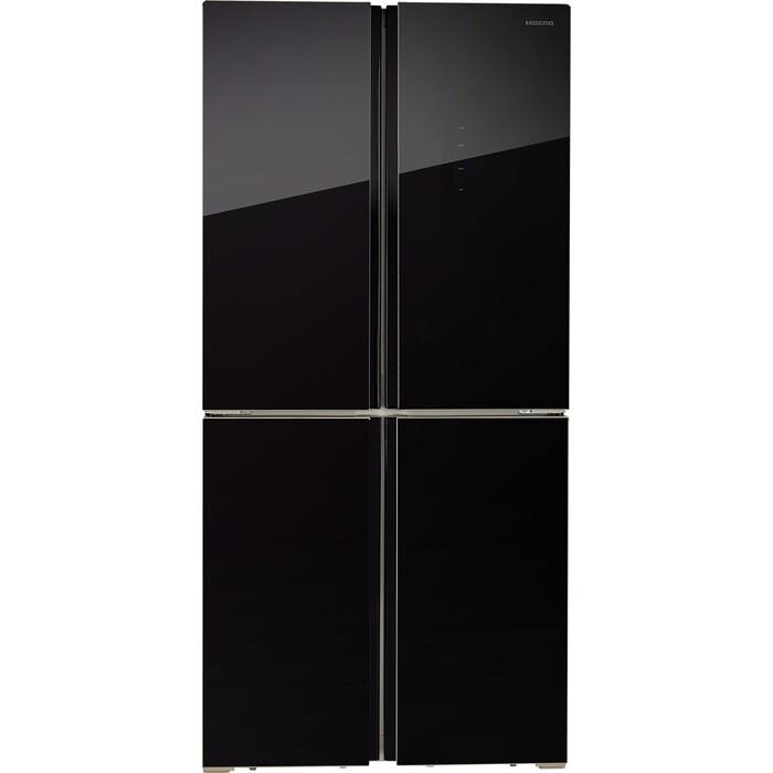 Холодильник Hiberg RFQ-490DX NFGB inverter