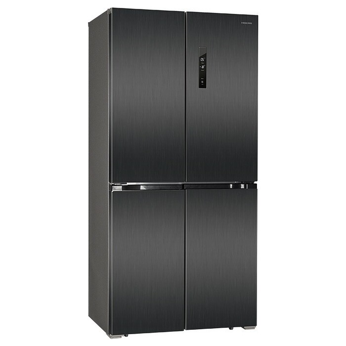 Холодильник Hiberg RFQ-490DX NFXd inverter