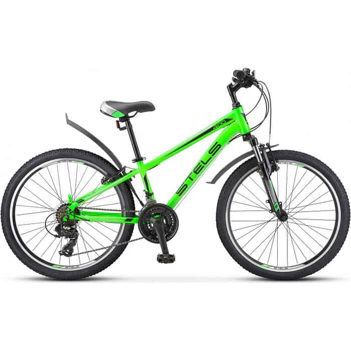 Велосипед Stels Navigator 400 V 24 F010 (2019) 12 зеленый