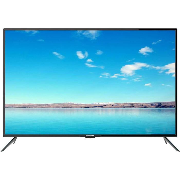 Фото - LED Телевизор StarWind SW-LED50UA401 телевизор starwind 40 sw led40ba201
