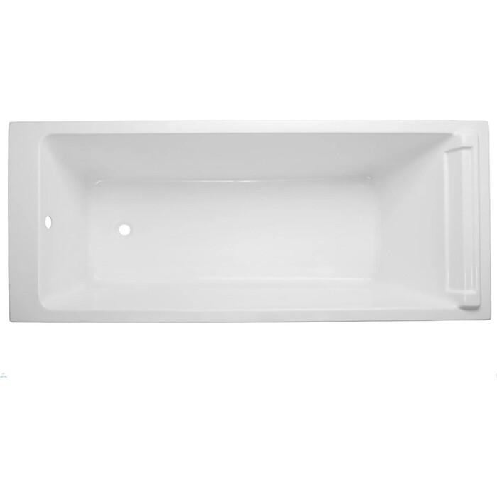 Ванна Jacob Delafon Spacio 170x75 на каркасе (E6D161RU-00, E6D085RU-NF)