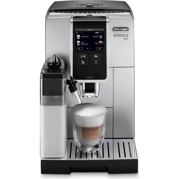 Кофемашина DeLonghi Dinamica Plus ECAM 370.85.SB
