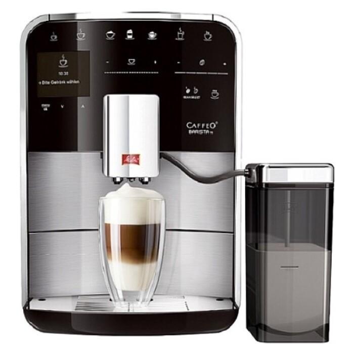 Кофемашина Melitta Caffeo Barista TS SST F 760-200